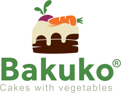 Cakes and vegetables